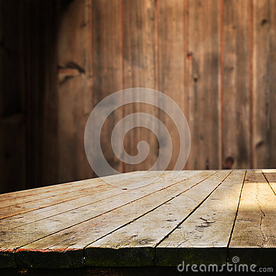 Free Empty Table Stock Photography - 45323542