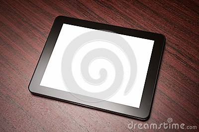 Empty tablet