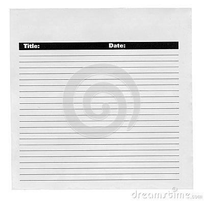Empty track list