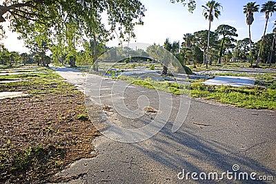 Empty Trailer Park