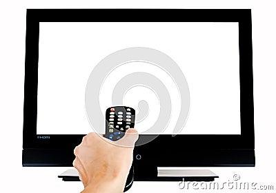 Empty TV