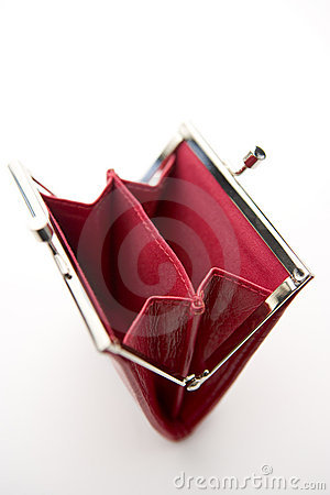 Free Empty Wallet Stock Images - 7729214