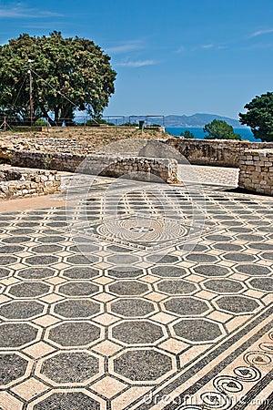 Empuries Roman ruins, Costa Brava