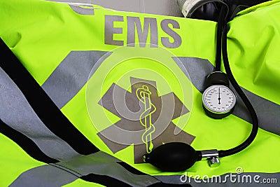 EMS jacket