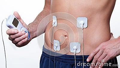 Ems training Electrical muscle stimulation