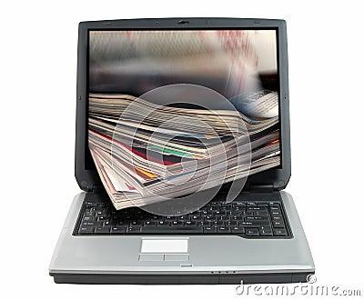 En la línea revisión-recortes de la prensa