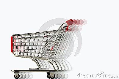 Fasta trolleyen