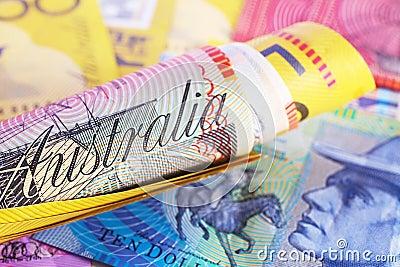Australiensisk valuta