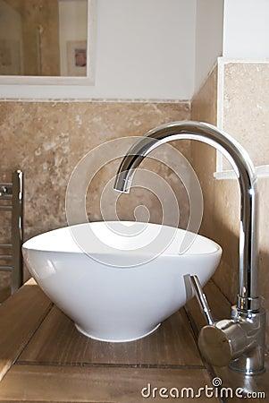 En-suite Sink