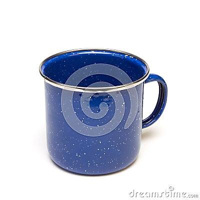 Enamel Tin Cup
