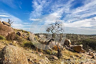 Enchanted Rock Texas