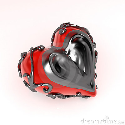 Enclosed Heart Metal, Side