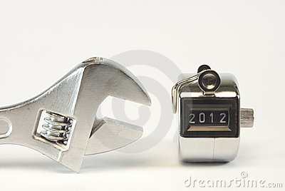 End of 2012