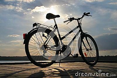 End of a bike trip #3