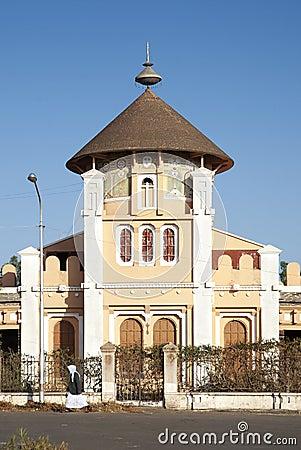 Free Enda Mariam Coptic Cathedral In Asmara Eritrea Stock Image - 24601811