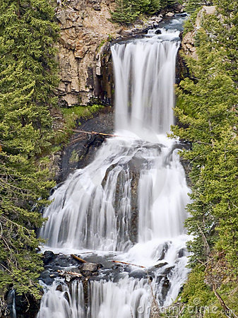 Endine Falls: Yellowstone Triple Plunge