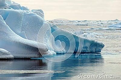 Endless ice