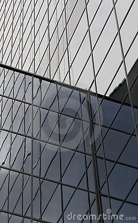 Endless line of windows