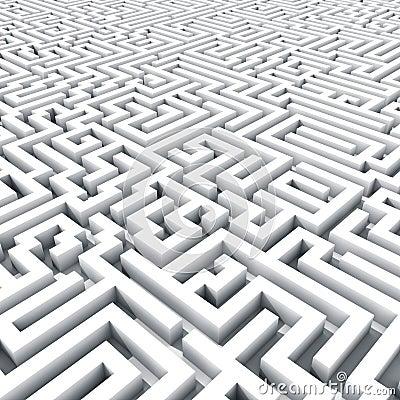Endless maze.