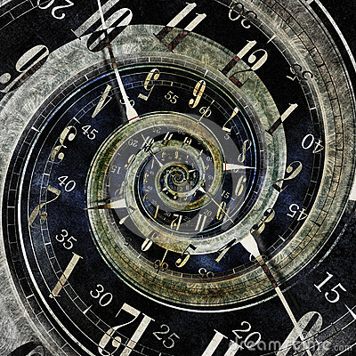 Free Endless Time Concept Royalty Free Stock Images - 51609699