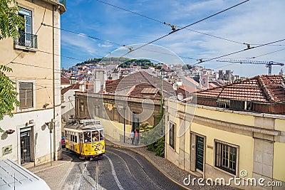 endroit touristique lisbonne du centre portugal l