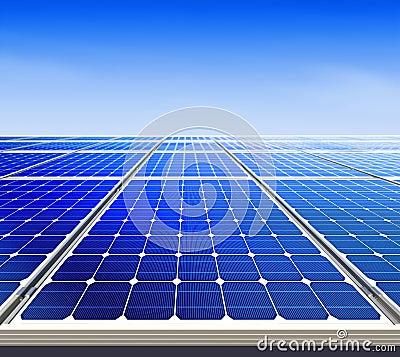 Energía solar alternativa l
