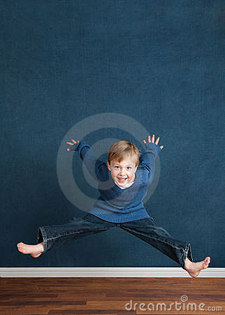 Energetic Child