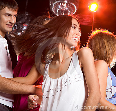 Free Energetic Dance Stock Images - 6911764