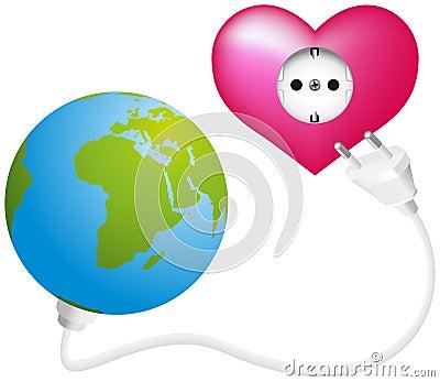 Energia do amor
