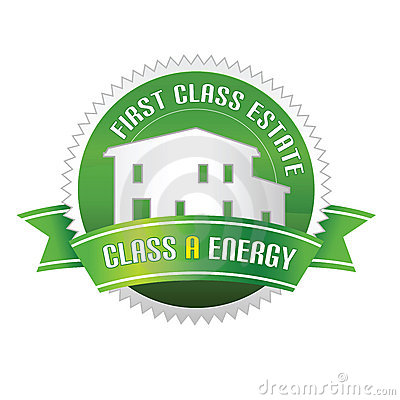 Energy class a real estate