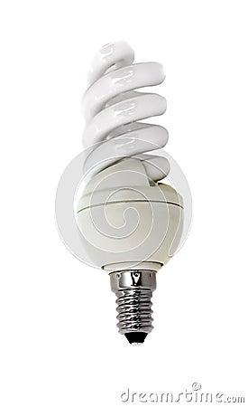 Energy conscious bulb lamp