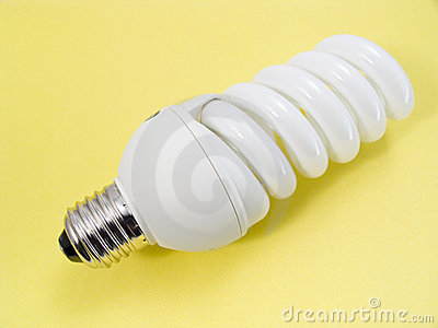 An energy efficient bulb