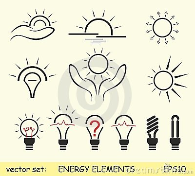 Energy elements