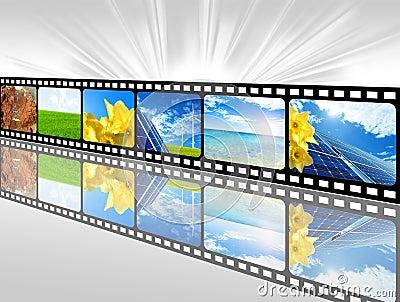 Energy film