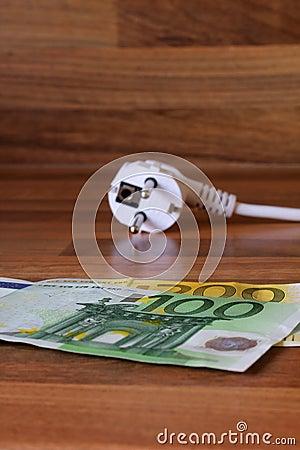 Energy and money