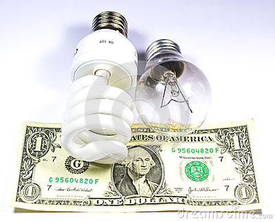 Energy save vs regular bulb