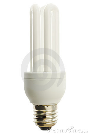 Free Energy Saver Lamp Stock Photography - 5071882