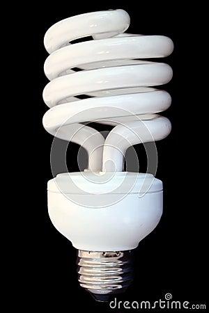 Free Energy Saving Bulb Stock Photos - 1533123