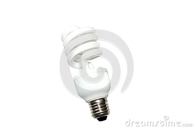 Energy saving light bulb/globe