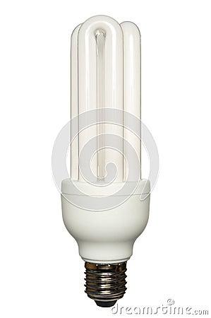 Free Energy Saving Lightbulb Stock Image - 3757411