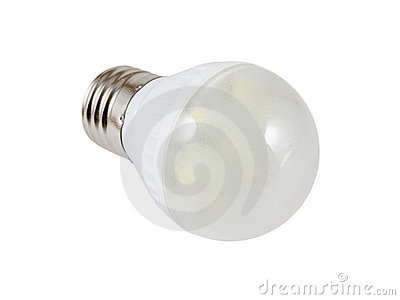Energy saving SMD LED light bulb