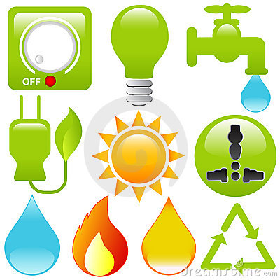 Energy Saving, water, electricity, s
