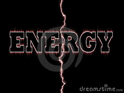 Energy Word Royalty Free Stock Image Image 10514126