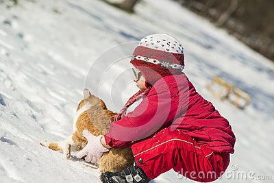 Enfant de l hiver