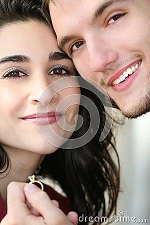 Engagement: Engaged Couple