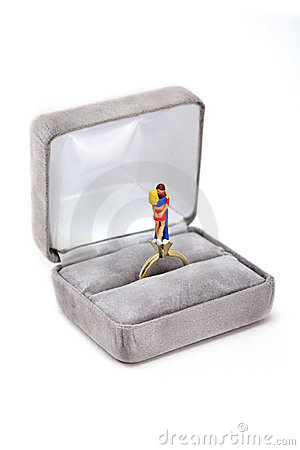 Engagement ring concept