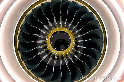 Engine of airbus