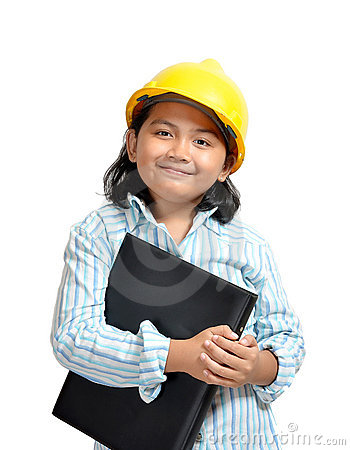 Engineer Girl 01