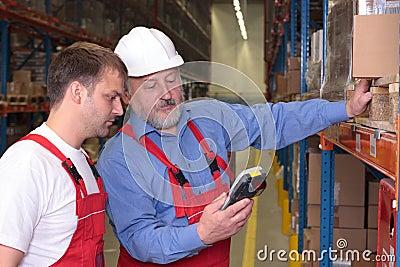 Engineer training employee