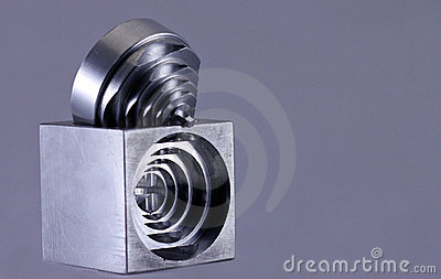 Engineered precision cut metal